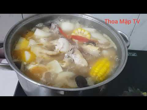 Cách nấu nước lẩu gà ngon đúng điệu ngon chuẩn vị